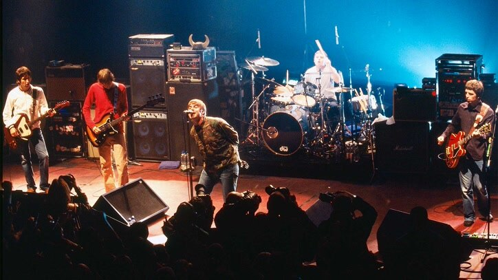 Watch Oasis Live At The Barrowlands... Online