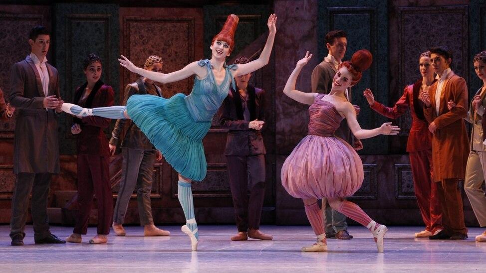 EPISODE 1 - Australian Ballet: Cinderella