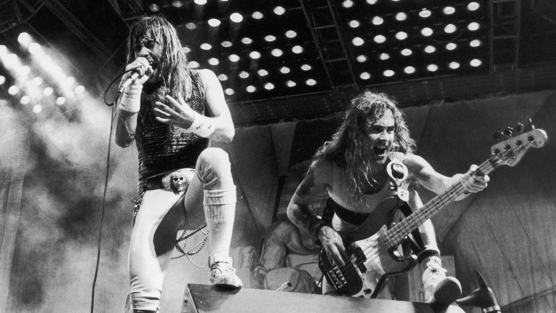 Iron Maiden - The Number Of The Beast: C
