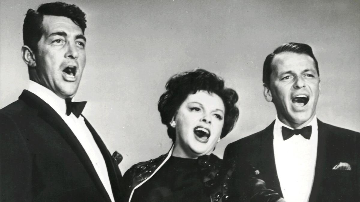 Judy, Frank & Dean: Once...