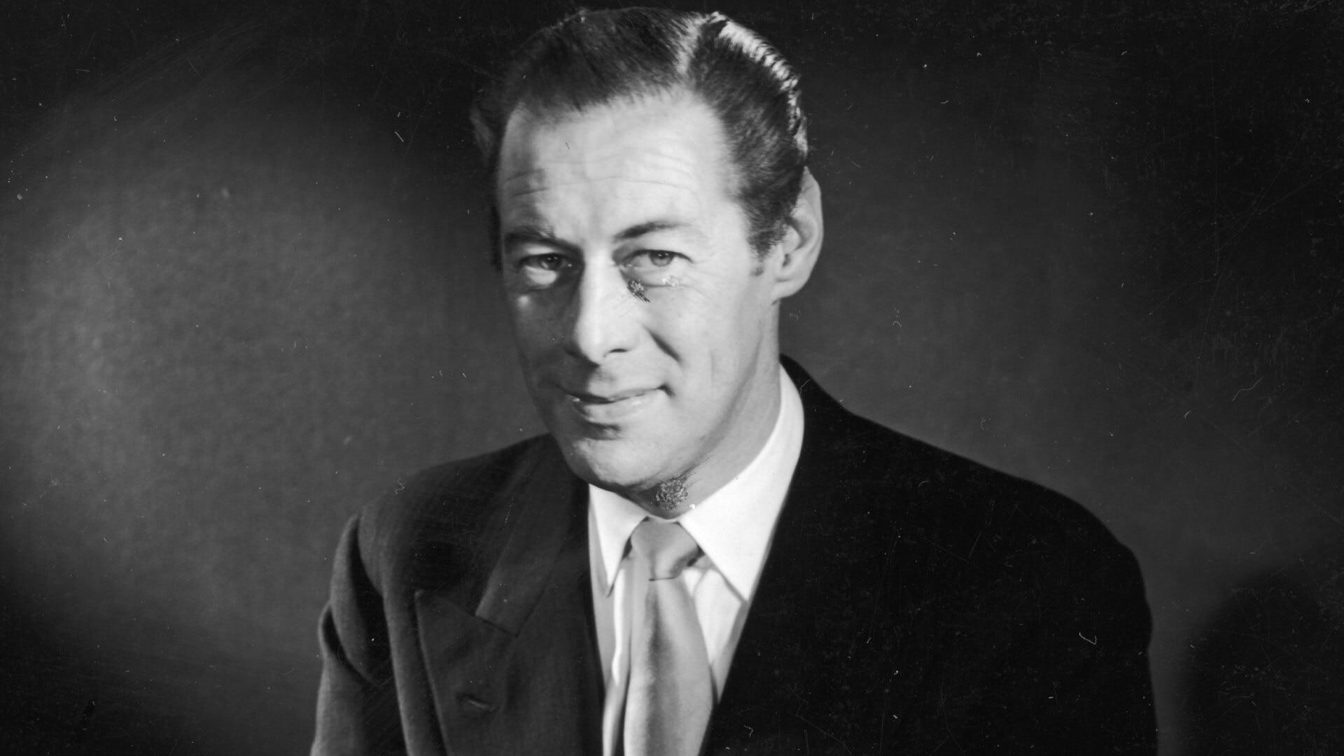 Discovering: Rex Harrison