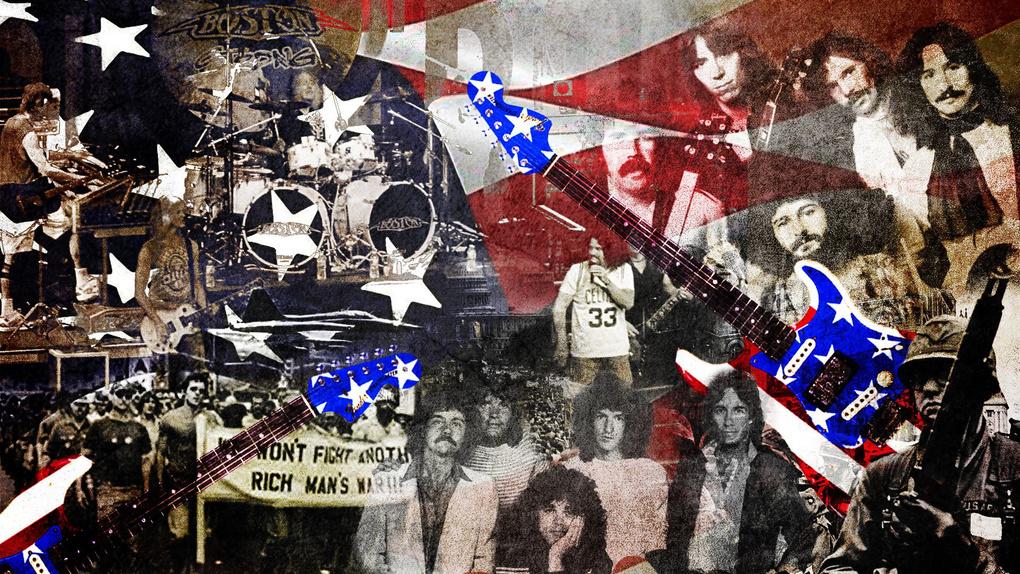 Music Icons: American Rock
