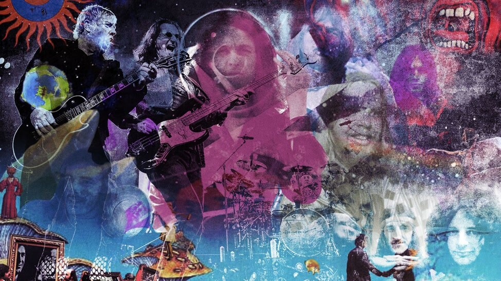 EPISODE 9 - Music Icons: Progressive Rock