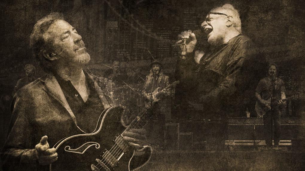 Music Icons: Jazz Rock