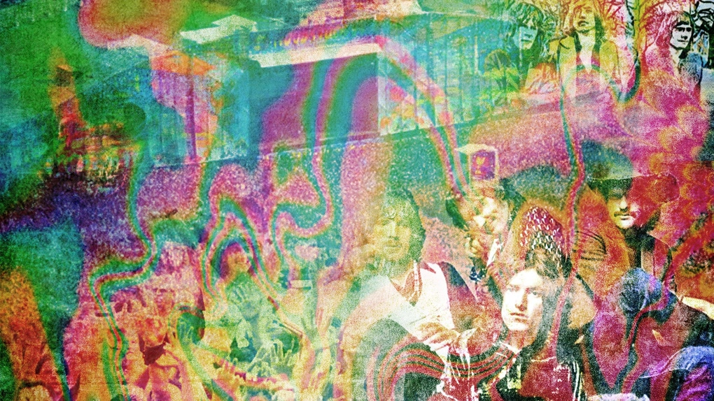 Music Icons: Psychedelic Rock