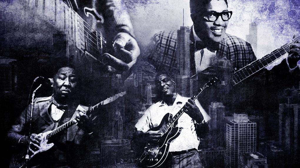 Music Icons: Chicago Blues