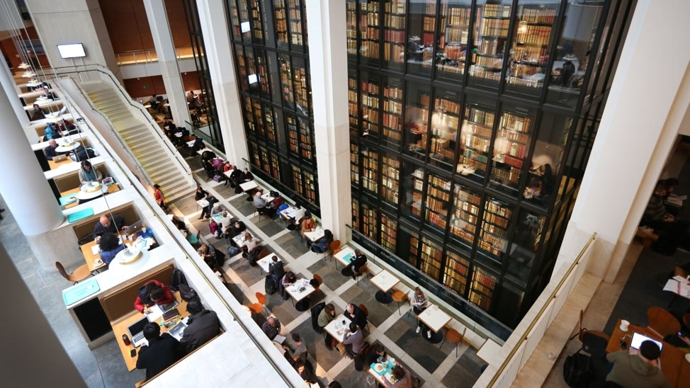 Episode 4 - The British Library