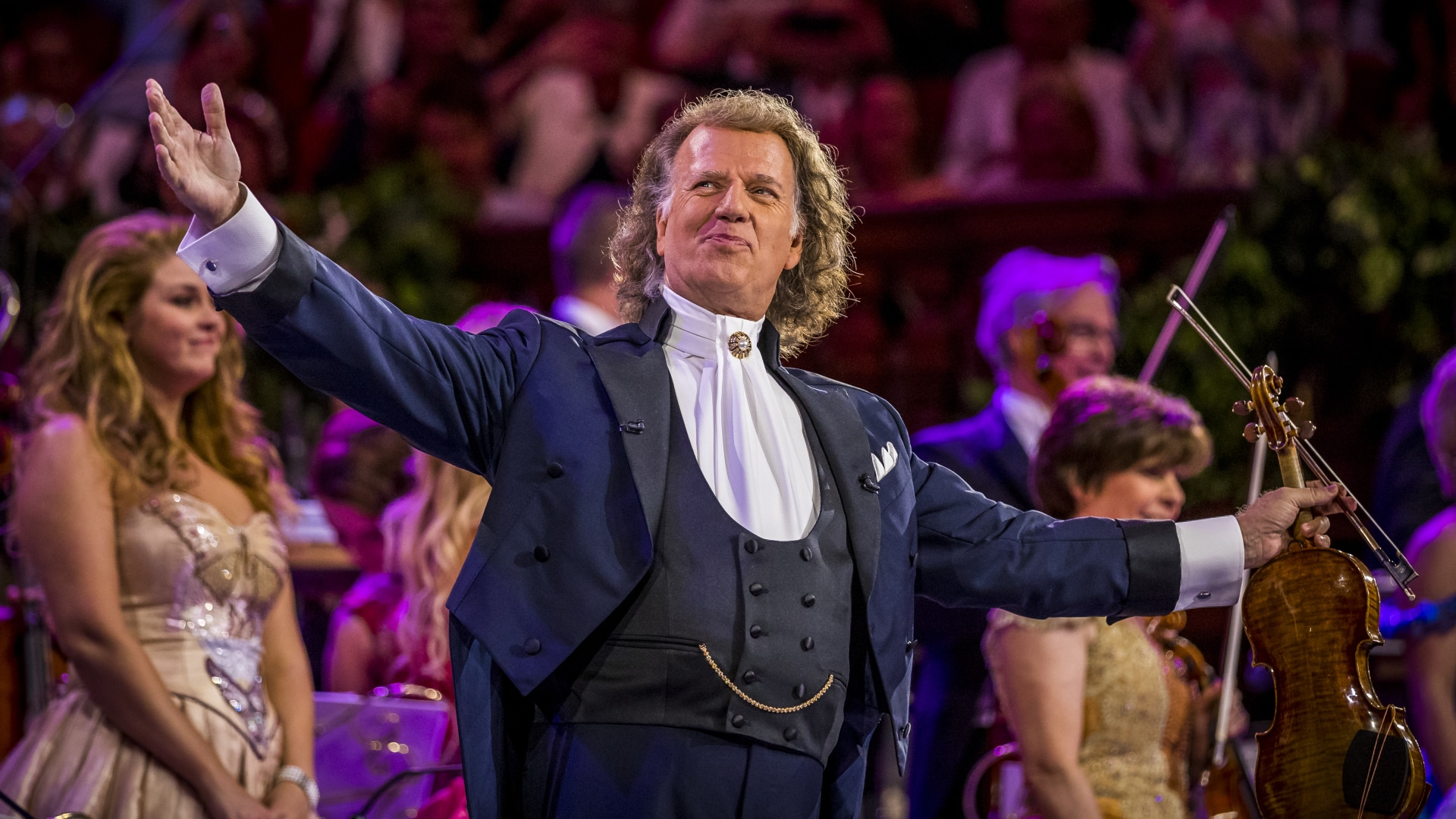 Ep 1 Andre Rieu: Christmas Down Under - Live From Sydney