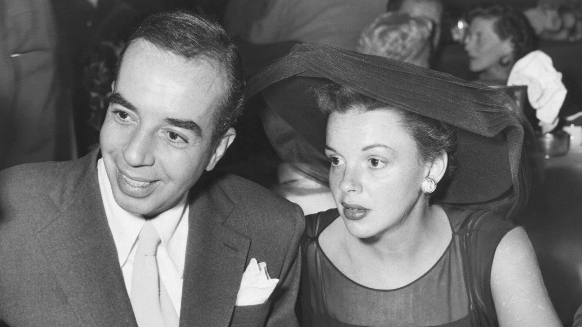 Hollywood Couples: Judy Garland & Vincen