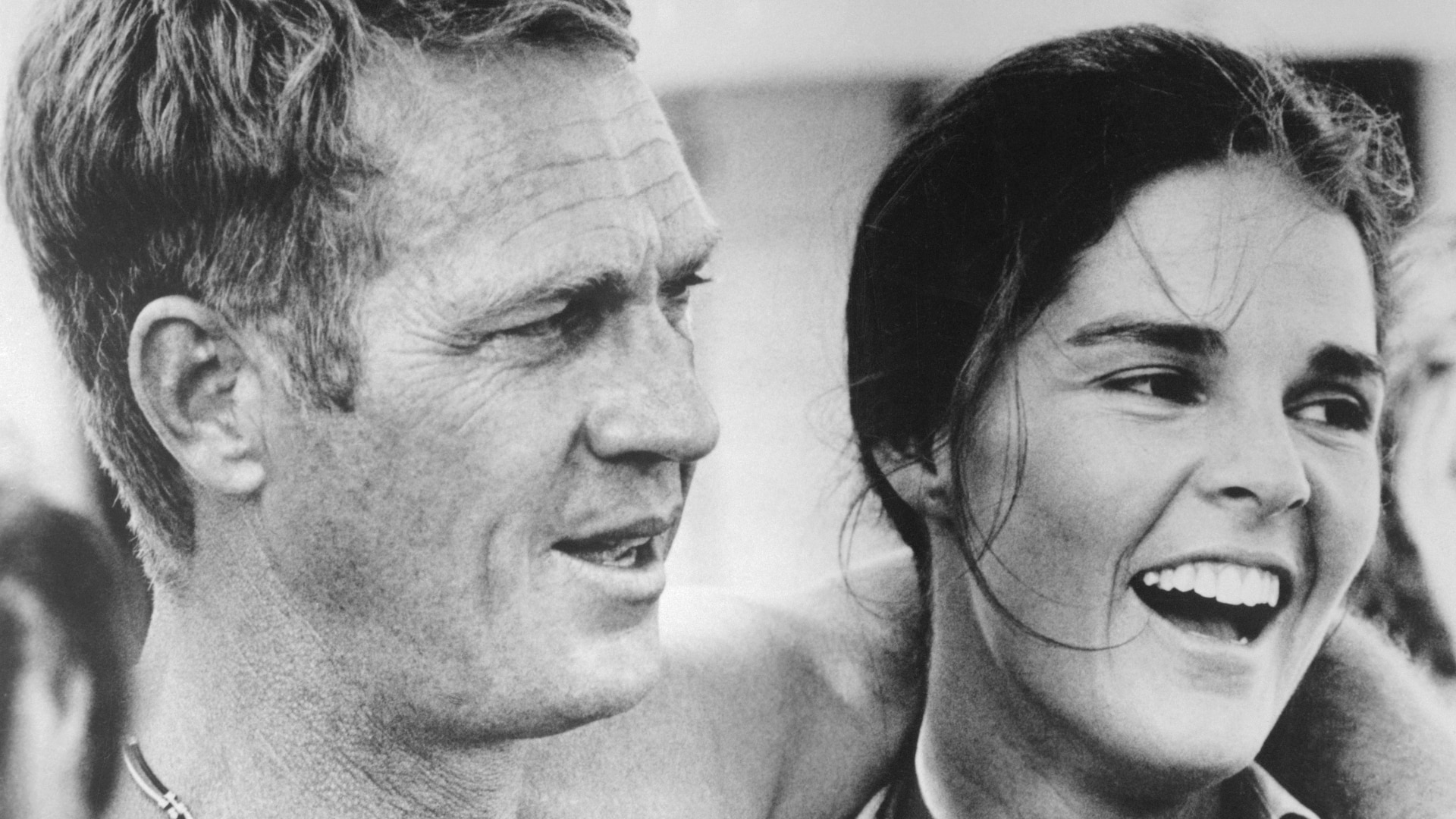 Hollywood Couples: Steve McQueen and Ali MacGraw
