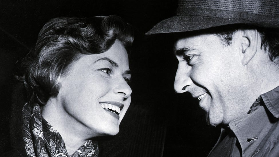 Episode 2 - Hollywood Couples: Ingrid Bergman & Robe