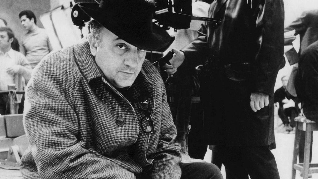 Federico Fellini: The Directors