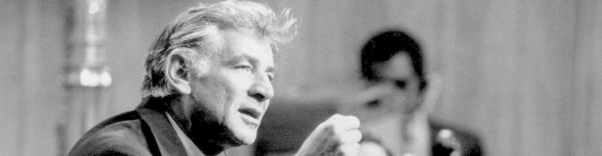 Watch Leonard Bernstein: Larger... Online