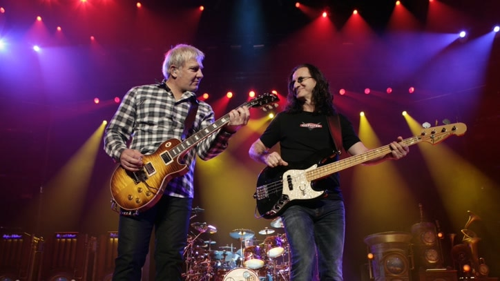 Watch Rush: Time Machine - Live... Online
