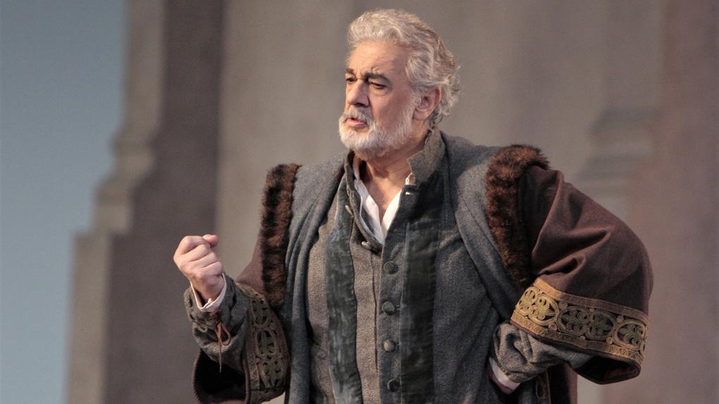 Placido Domingo: Legends Of Opera