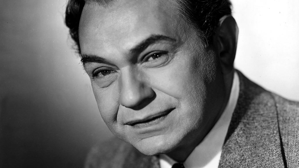 Discovering: Edward G Robinson