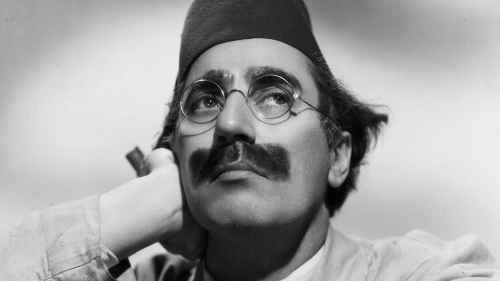 Discovering: Groucho Marx
