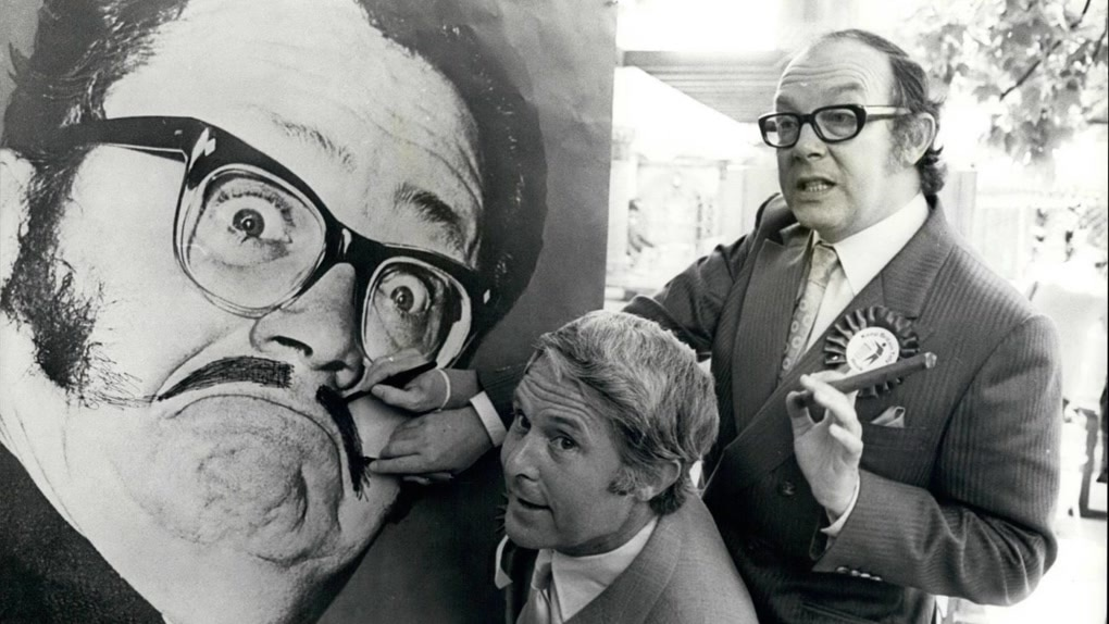 Comedy Legends: Morecambe & Wise