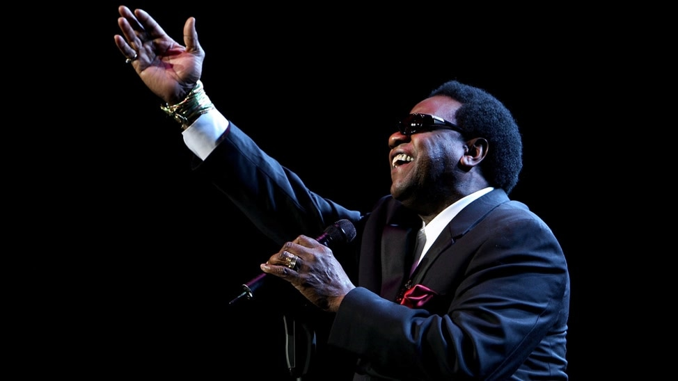 EPISODE 7 - Al Green: Music Icons