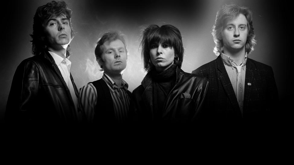 The Pretenders: Music Icons