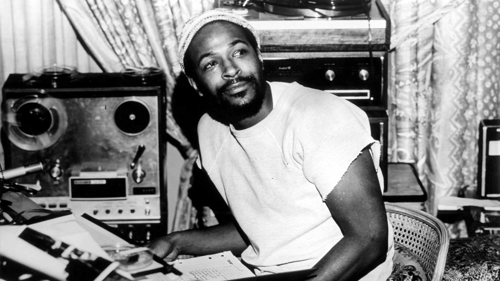 Marvin Gaye: Music Icons