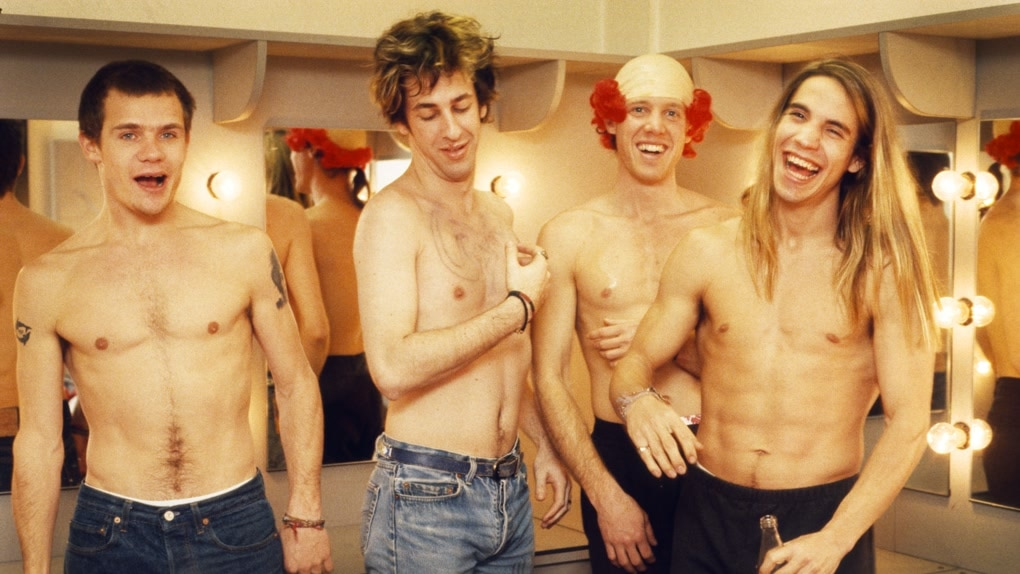 Red Hot Chilli Peppers: Music Icons