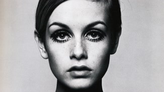 Twiggy: The Face Of The '60s image