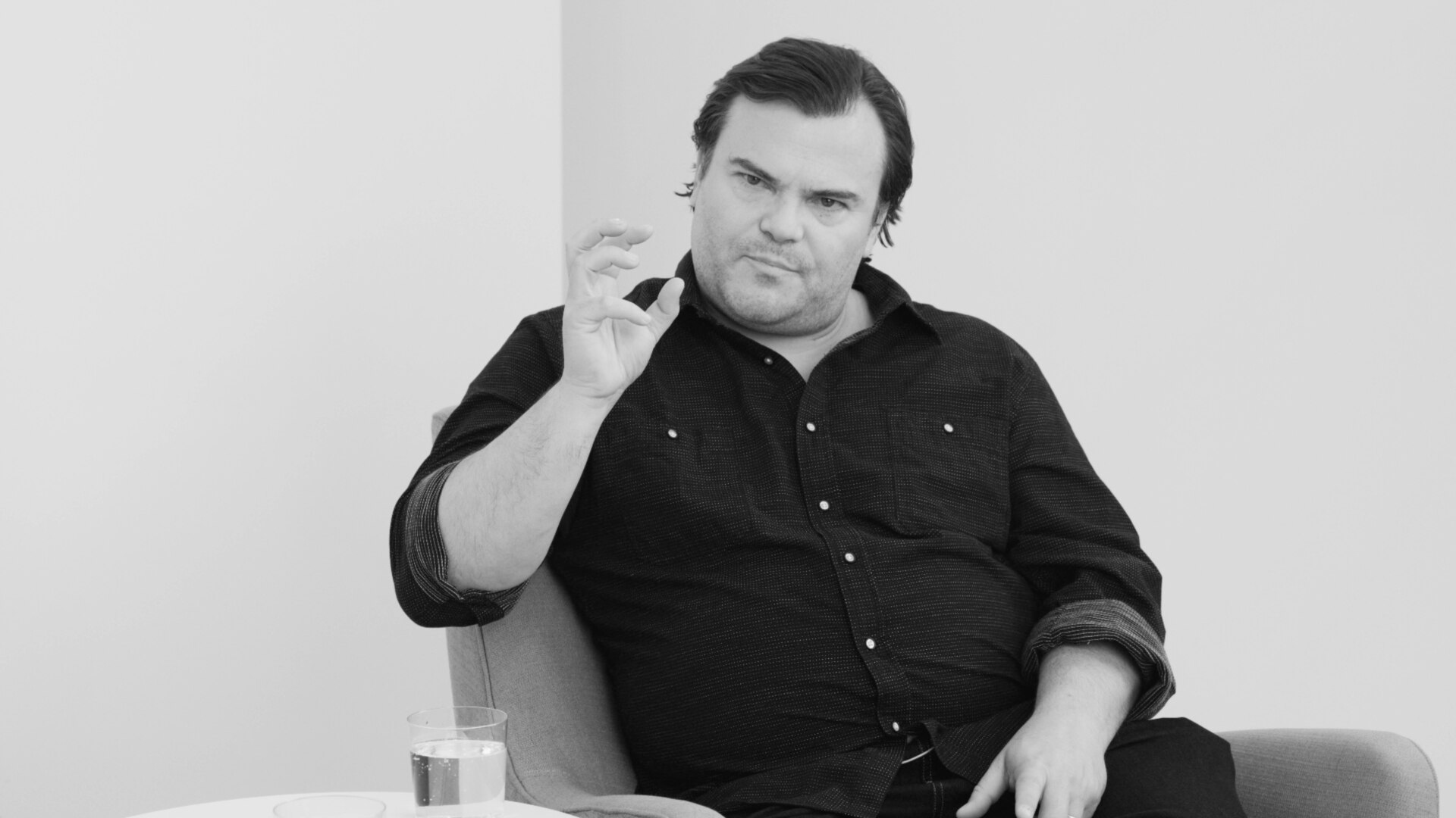 Jack Black: Off Camera With Sam Jones