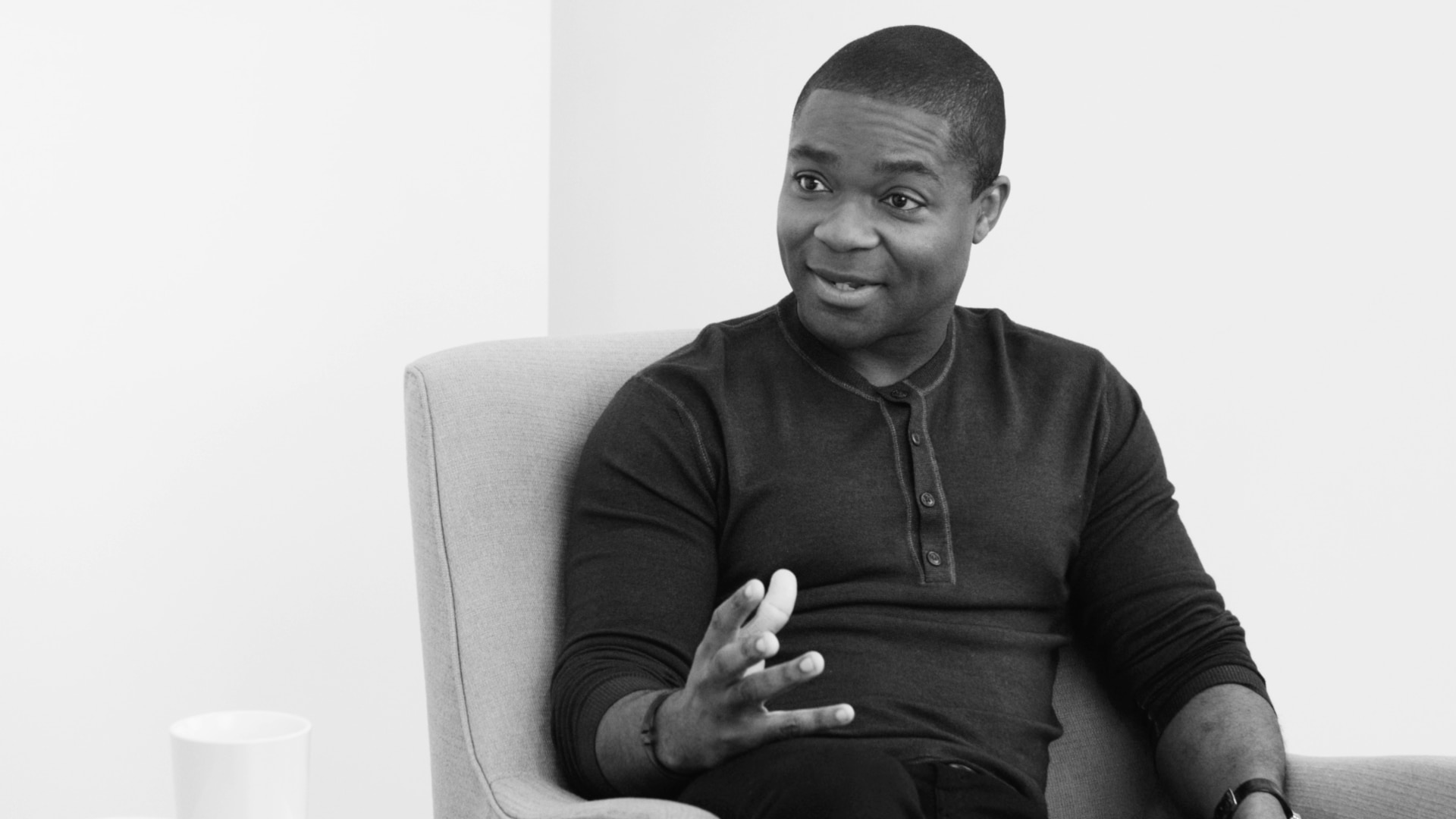 David Oyelowo: Off Camera With Sam Jones