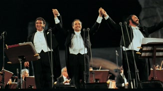 The Three Tenors: Birth Of... image