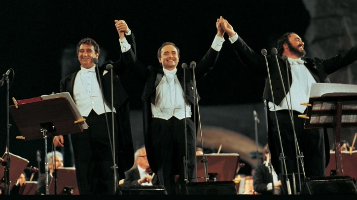 Watch The Three Tenors: Birth Of... Online
