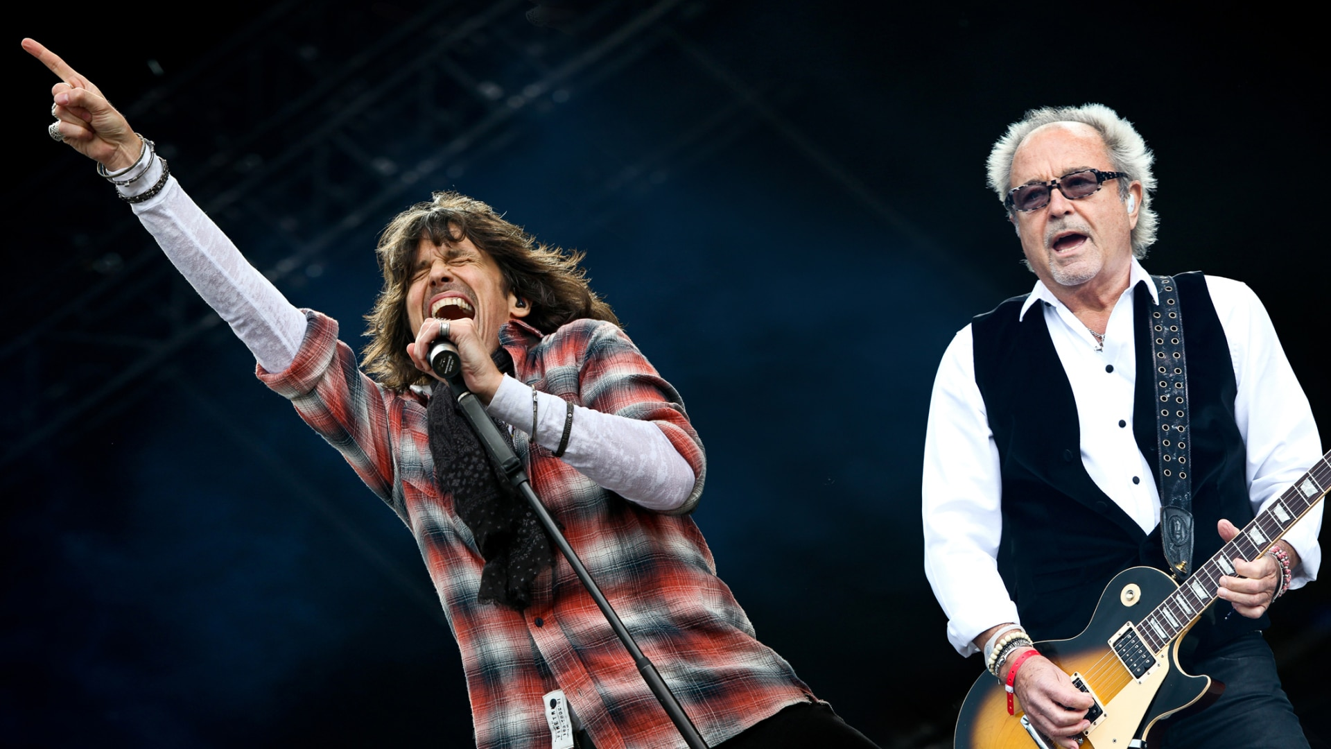 Foreigner: Live At Baloise Session