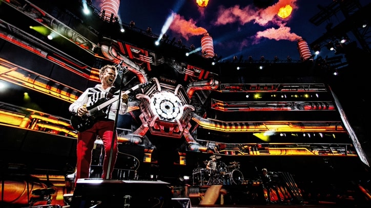 Watch Muse Live At Rome Olympic Stadium Online