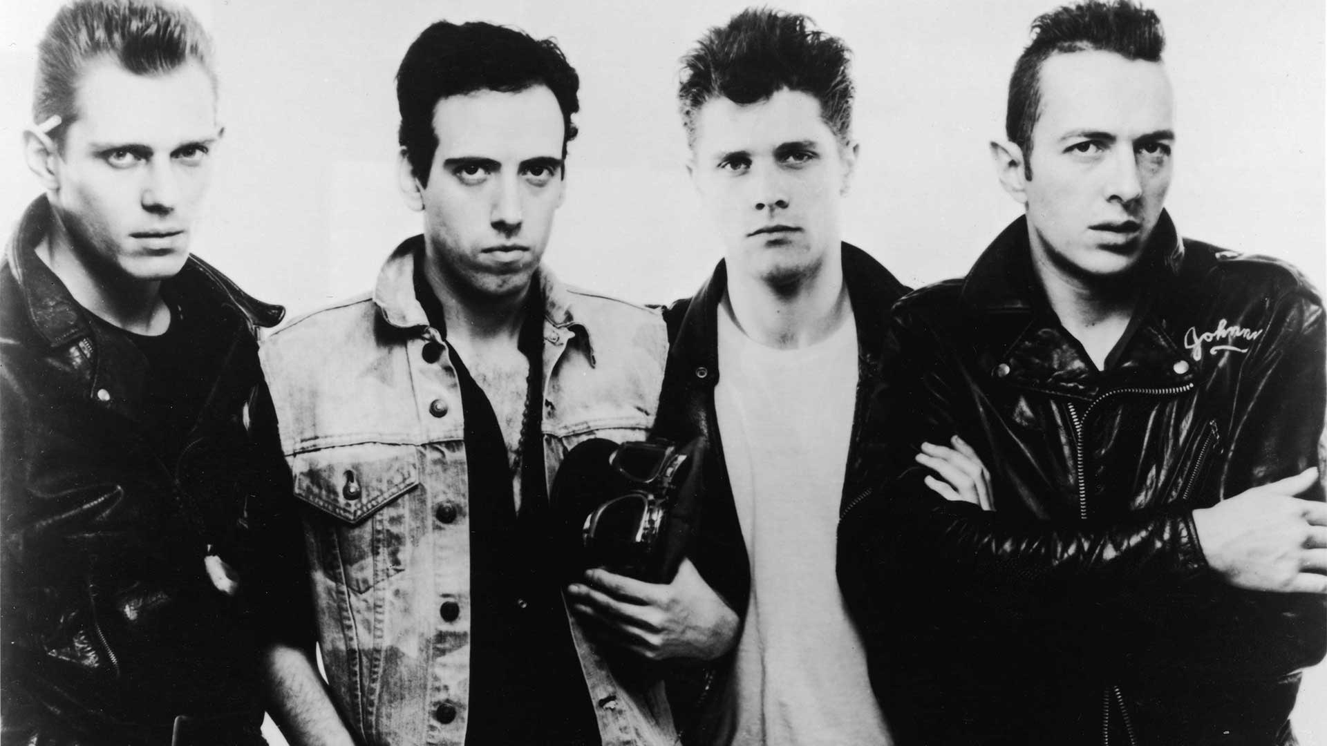 Discovering: The Clash