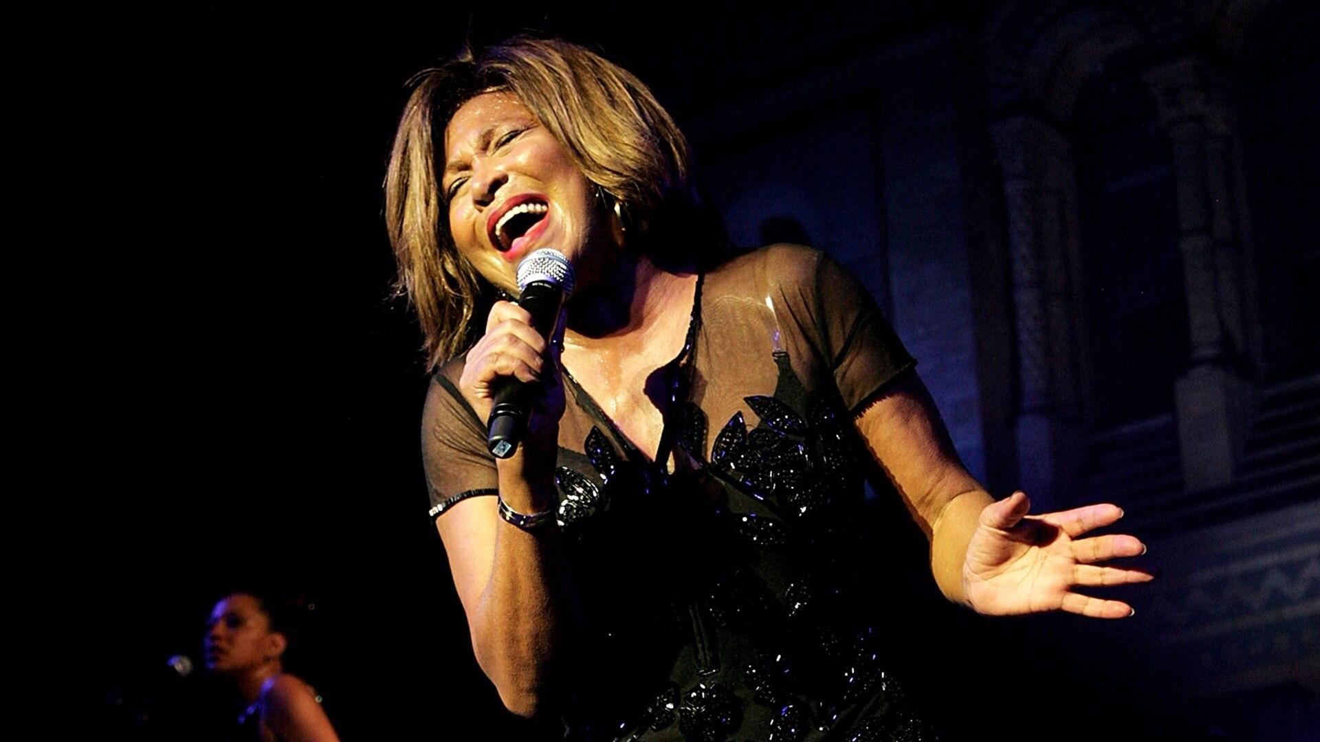 Discovering: Tina Turner