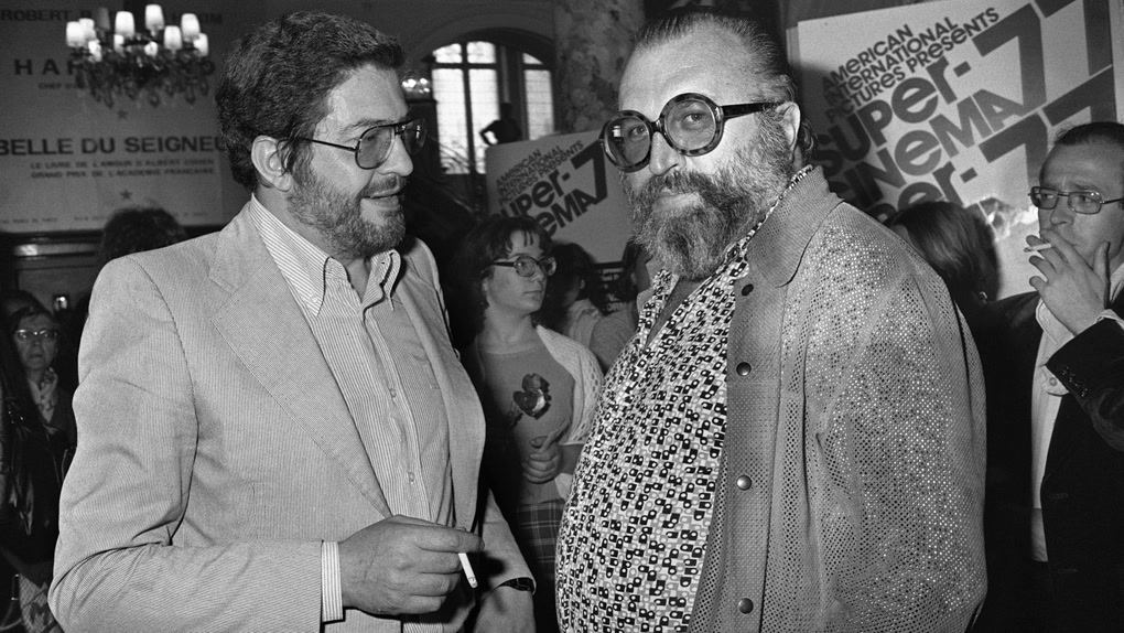 Sergio Leone: The Directors