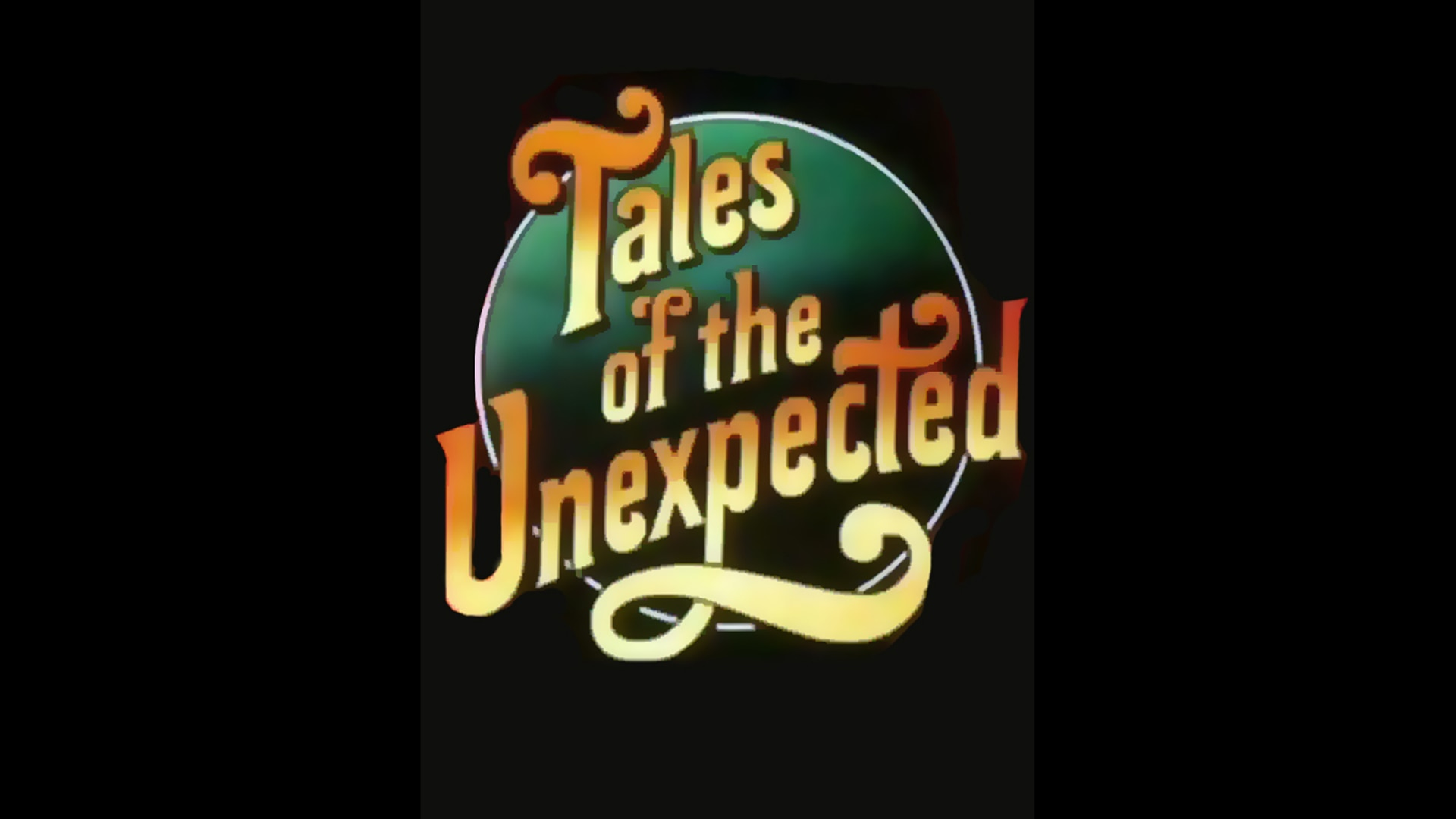 Tales Of The Unexpected: The Open Window