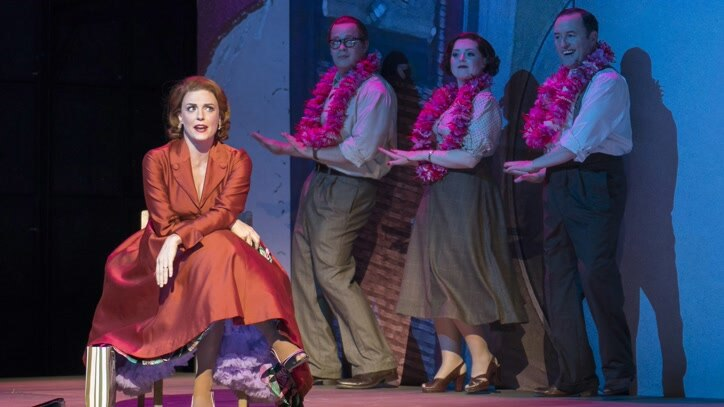 Watch Opera North: Trouble In... Online