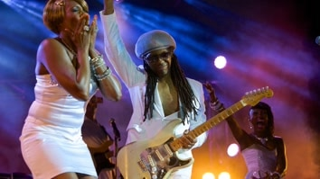 Chic And Nile Rodgers: Jazz....