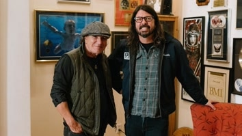 Brian Johnson Meets Dave...