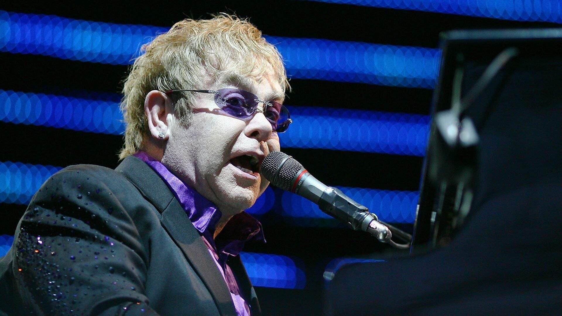 Elton John: Video Killed The Radio Star