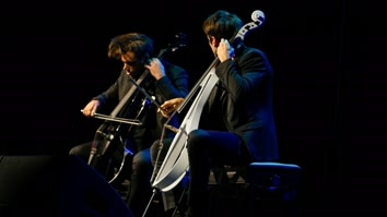 2Cellos At Sydney Opera House