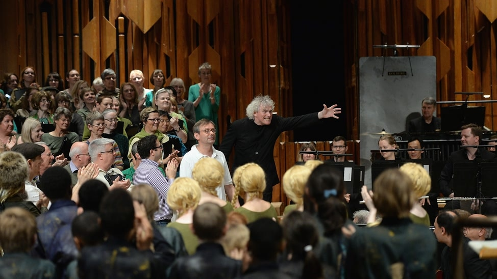 EPISODE 2 - Sir Simon Rattle: Beethoven Symphonies N