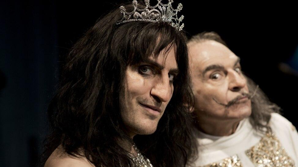 Episode 4 - Alice Cooper And Salvador Dali