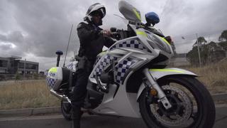 Motorbike Cops   3