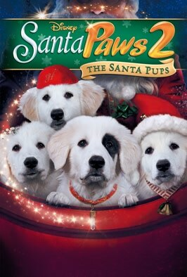 Santa Paws II: The Santa Pups