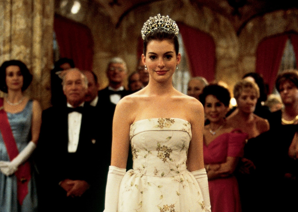 Watch The Princess Diaries Online Stream Full Movie Nowtv Free Trial
