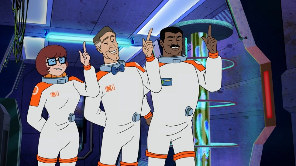 Episode 12 - Space Station Scooby!