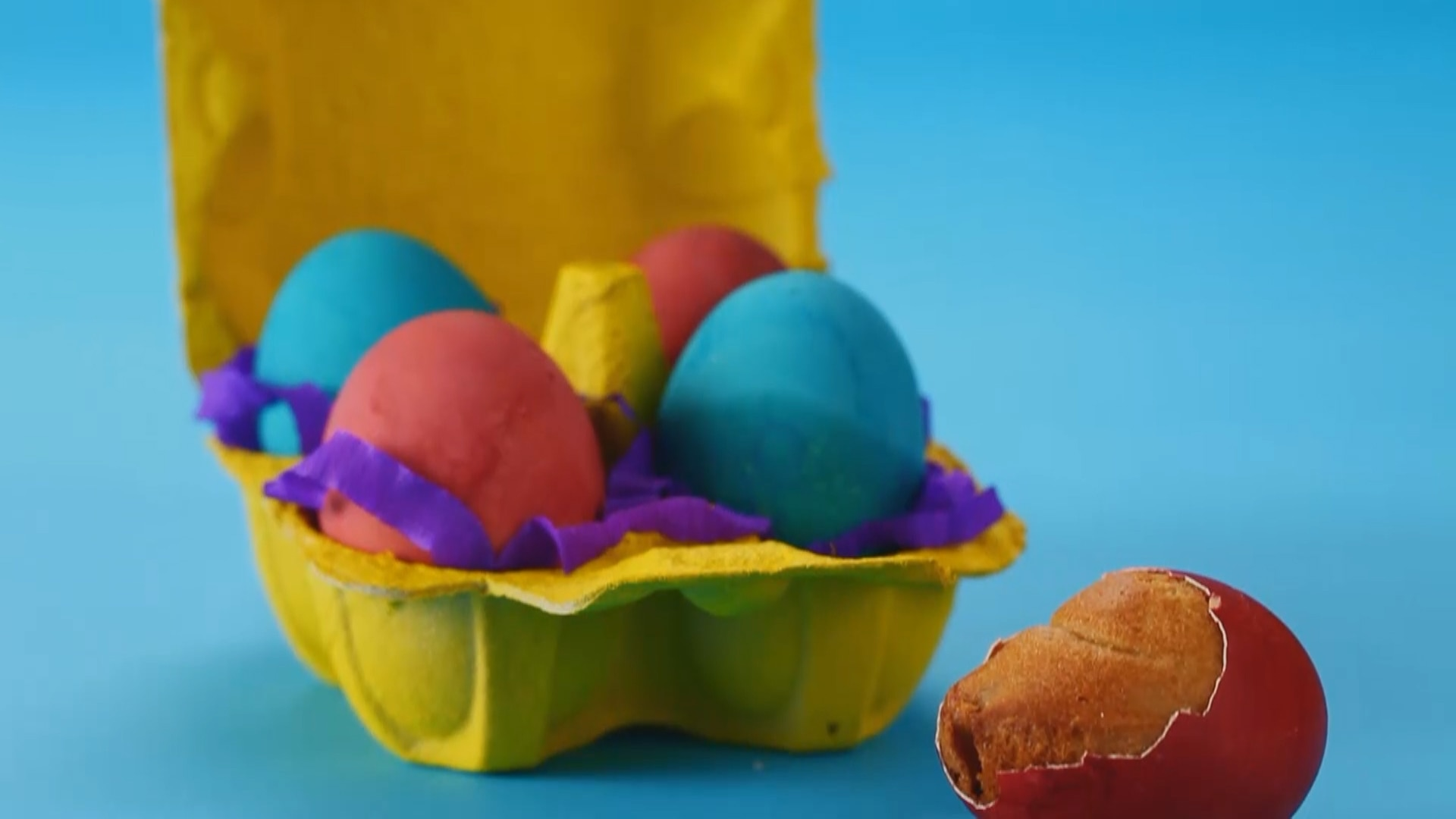 How To Make An Easter Egg Surprise