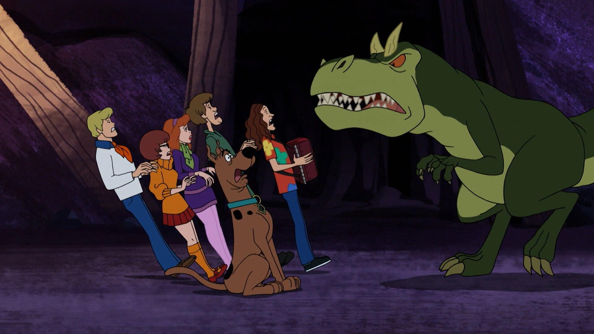 Scenestealer - Dinosaur Dash